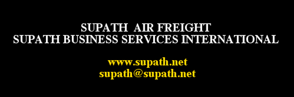 Air Freight Export : Exporting From Germany